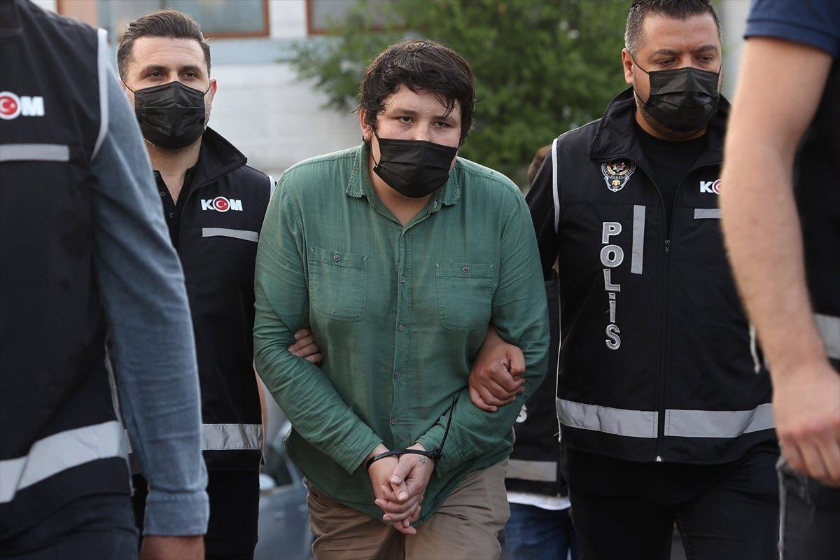 Mehmet Aydın, adliyeye sevk edildi #6