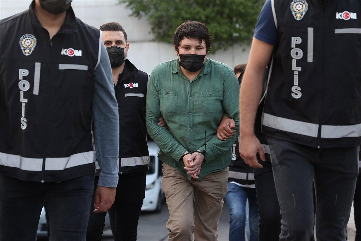 Mehmet Aydın, adliyeye sevk edildi #7
