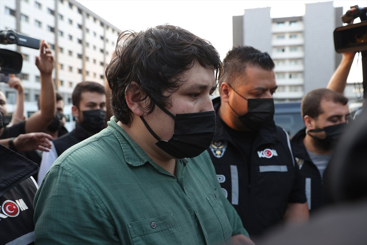 Mehmet Aydın, adliyeye sevk edildi #4