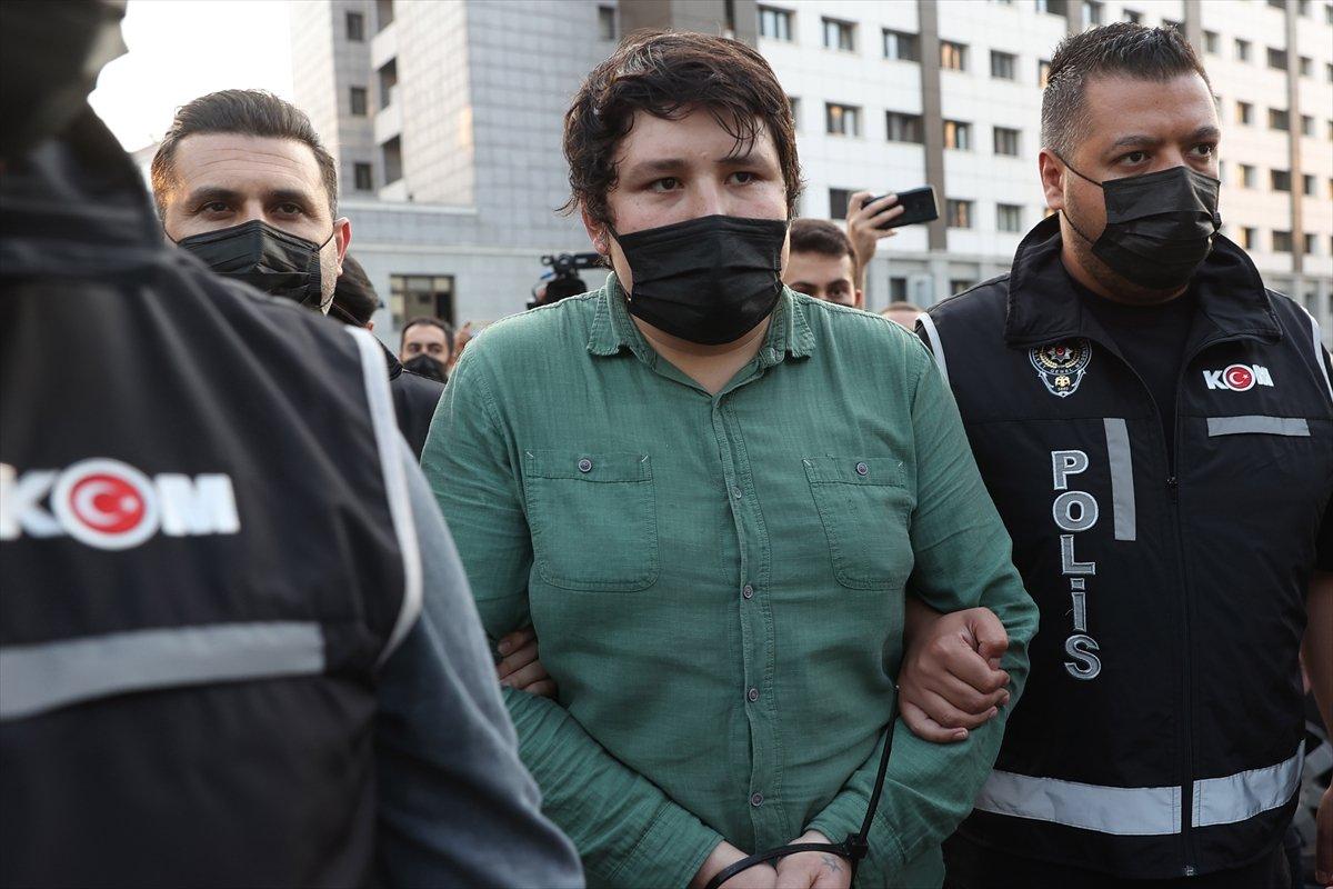 Mehmet Aydın, adliyeye sevk edildi #5