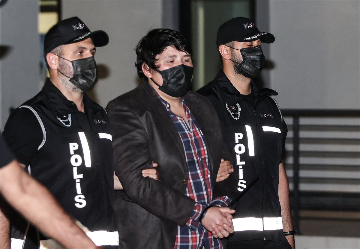 Tosuncuk lakaplı Mehmet Aydın ın ifade işlemleri tamamlandı #2