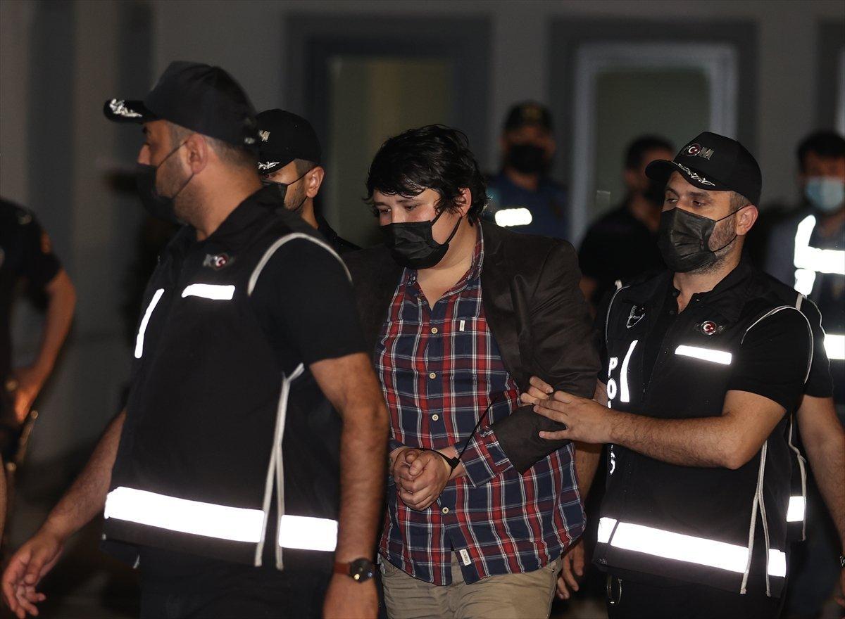 Tosuncuk lakaplı Mehmet Aydın ın ifade işlemleri tamamlandı #3
