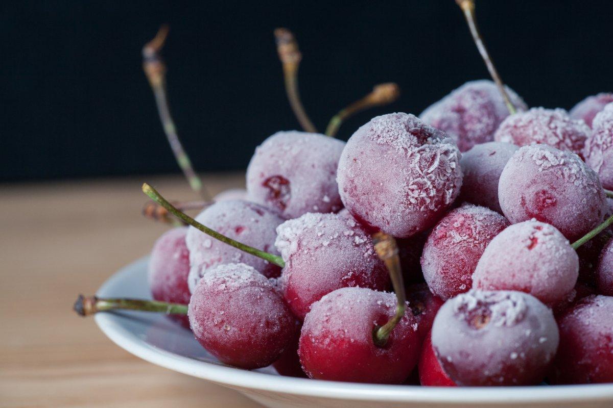 Dondurucuda meyve ve sebze saklama koşulları #1