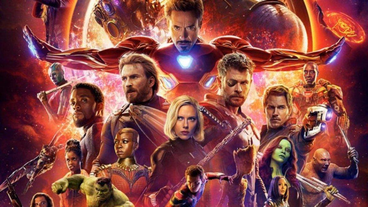 Yenilmezler: Sonsuzluk Savaşı filmi konusu nedir? Yenilmezler: Sonsuzluk Savaşı filmi oyuncuları #1