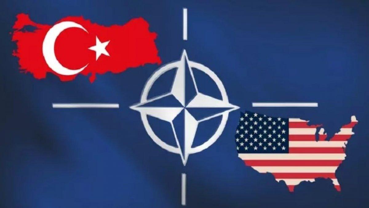 Türk ve ABD jetlerinden Polonya ve İzlanda da NATO devriyesi #1