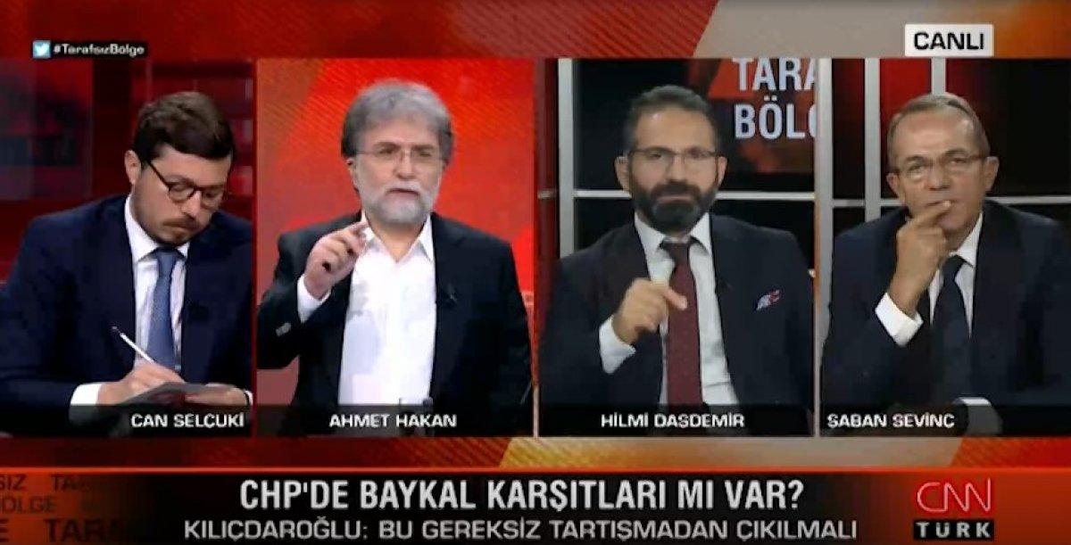 Ahmet Hakan: CHP laikliği savunamadığı için bunları tartışıyoruz #1