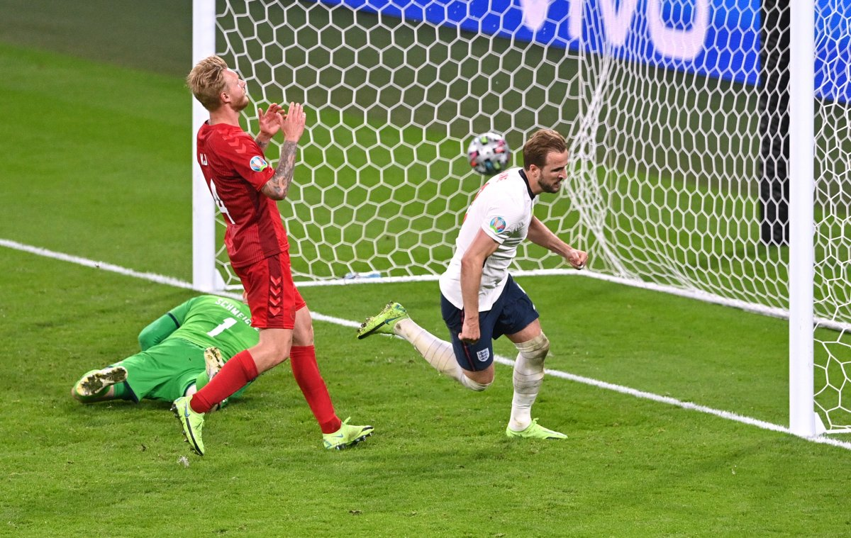 EURO 2020 de Danimarka yı uzatmalarda yenen İngiltere finalde #9