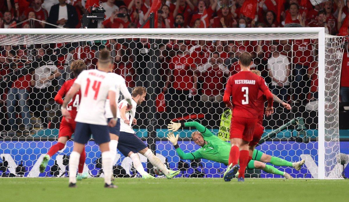 EURO 2020 de Danimarka yı uzatmalarda yenen İngiltere finalde #10