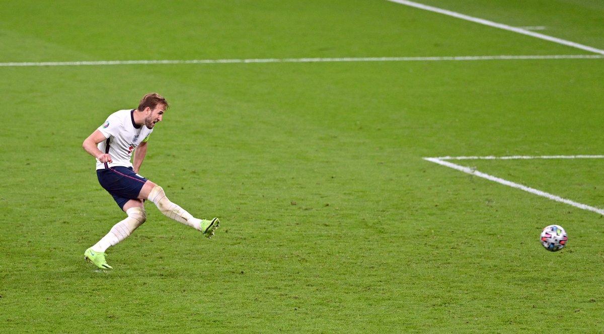 EURO 2020 de Danimarka yı uzatmalarda yenen İngiltere finalde #8