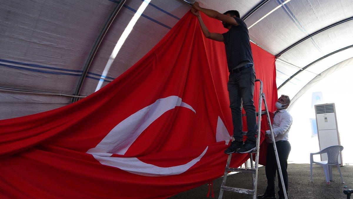 Diyarbakır Cumhurbaşkanı nı karşılamaya hazır #2