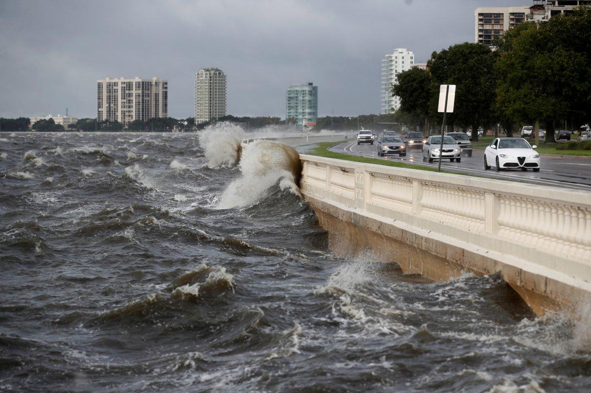 Elsa tropikal kasırgası, Florida da ölüme yol açtı #1