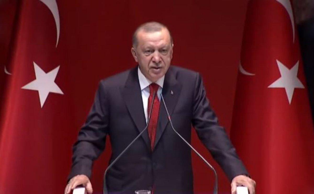 Cumhurbaşkanı Erdoğan ın AK Parti İl Başkanları Toplantısı konuşması #2