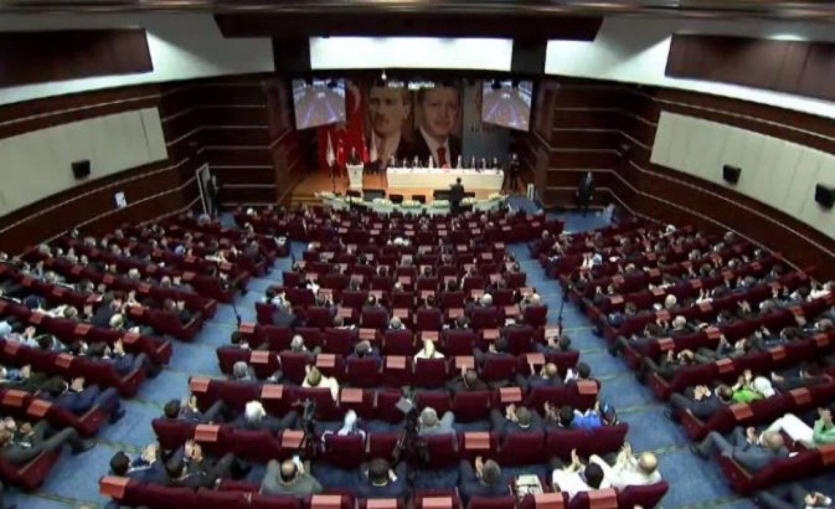 Cumhurbaşkanı Erdoğan ın AK Parti İl Başkanları Toplantısı konuşması #1
