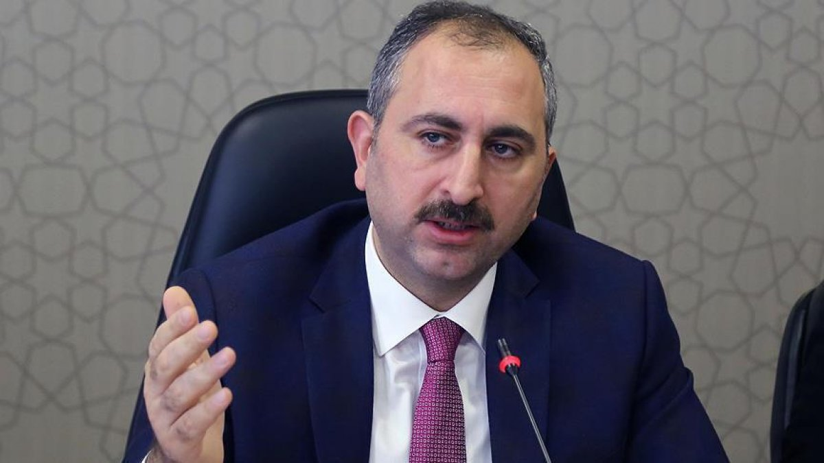 Abdulhamit Gül, 4. Yargı Paketi nin kabulünü değerlendirdi #1