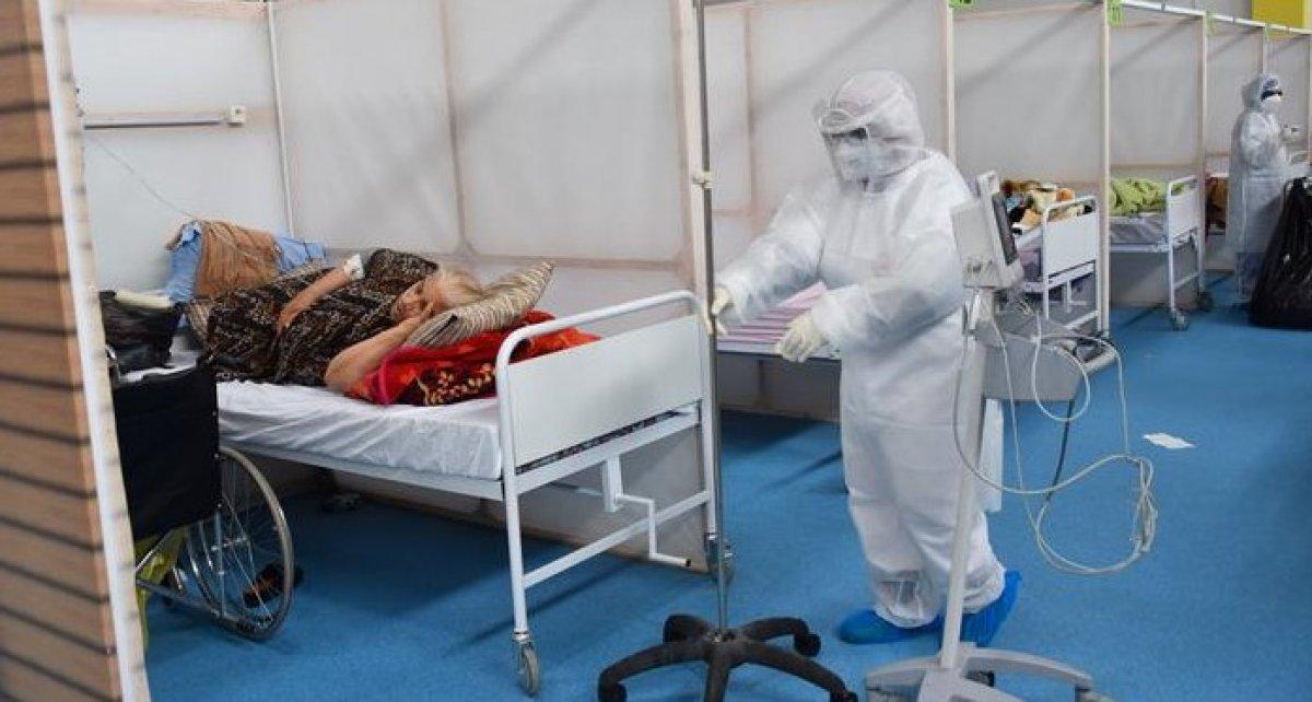 Tunus ta korona nedeniyle sağlık sistemi çöktü #1