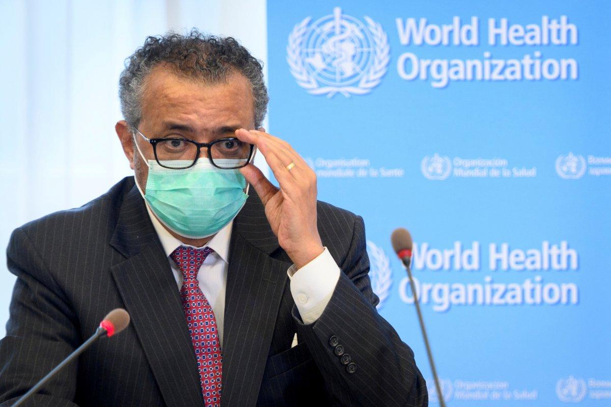DSÖ: Dünya, koronavirüs salgınında tehlikeli noktada #1