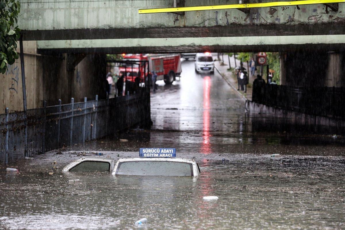 Meteoroloji den 10 il için yağış uyarısı #3