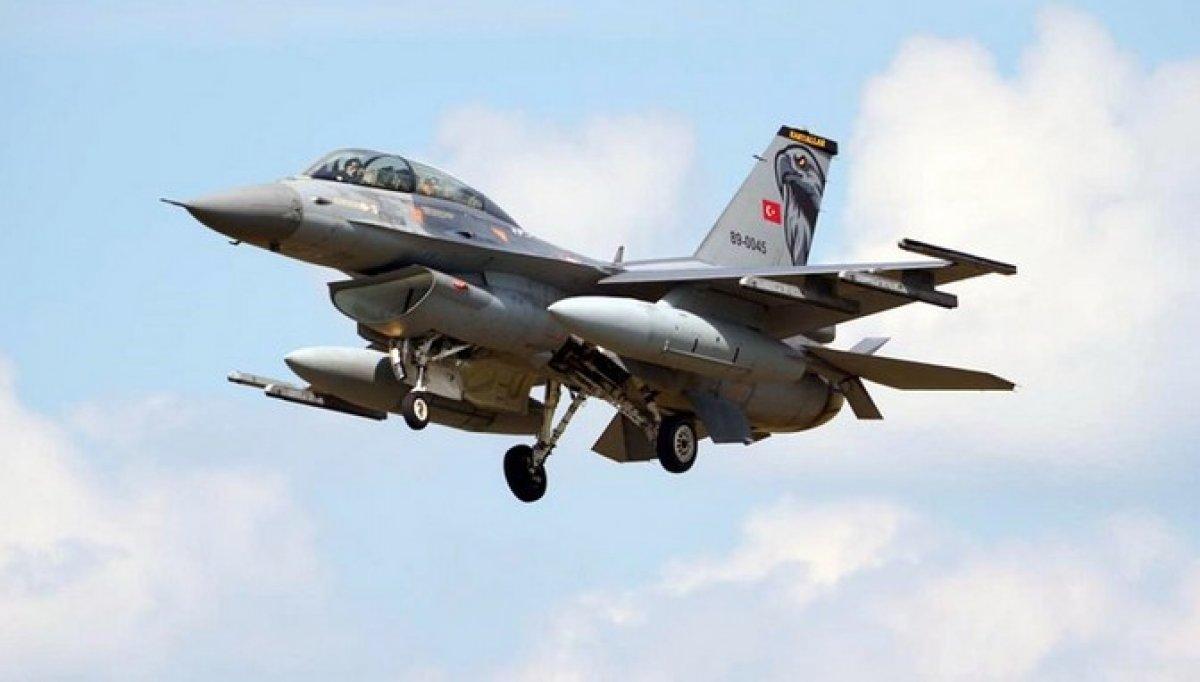 Türk ve ABD jetlerinden Polonya ve İzlanda da NATO devriyesi #3