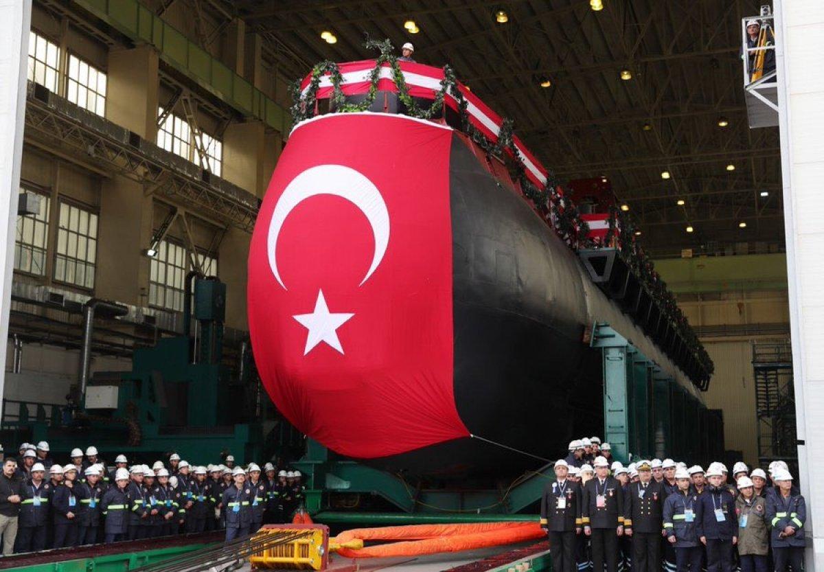 Yunanistan, Almanya nın Türkiye yle denizaltı anlaşmasını durdurmasını istiyor #1