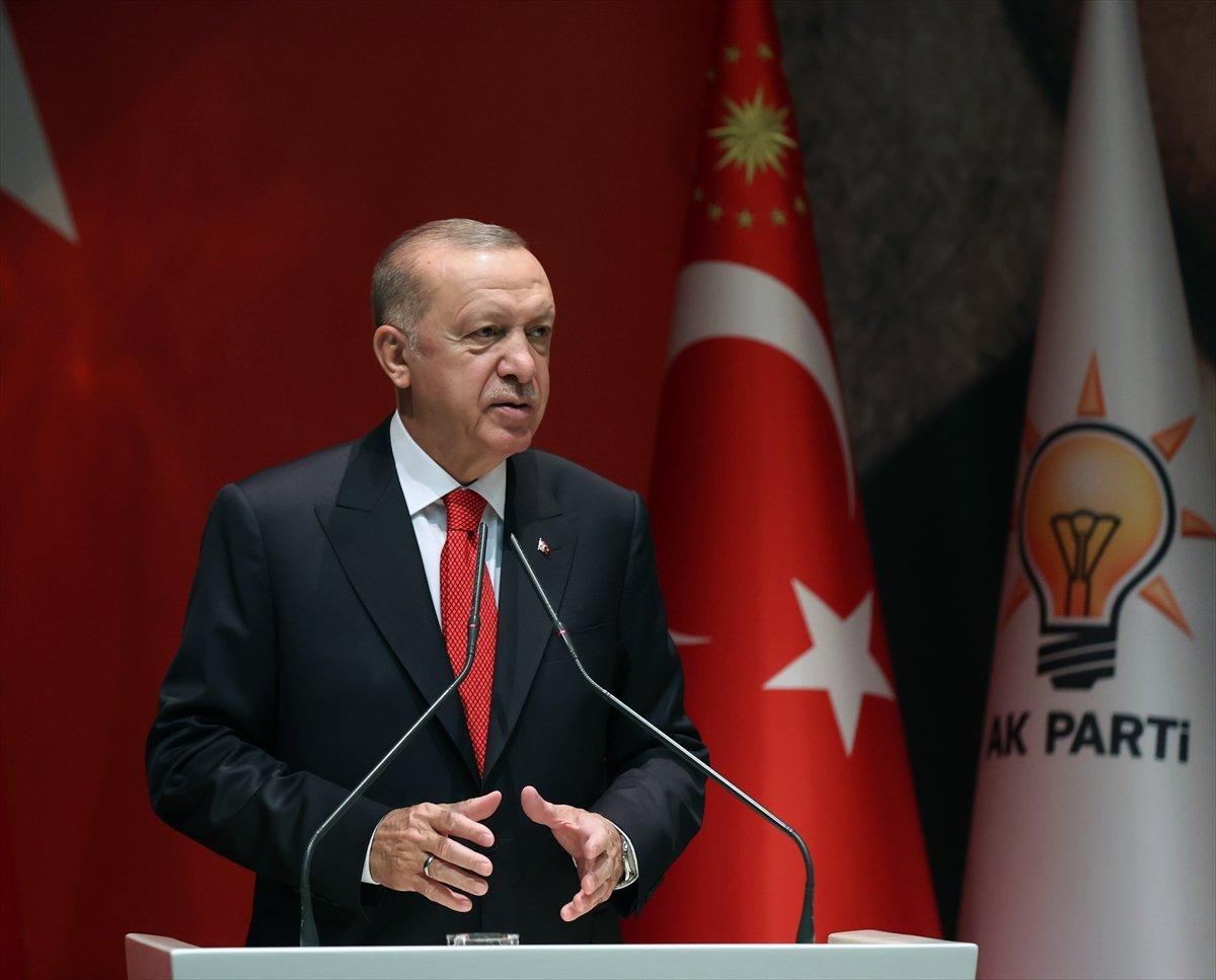 Erdoğan dan muhalefete uçak tepkisi: Dünyayı trenle mi dolaşacaksınız #1