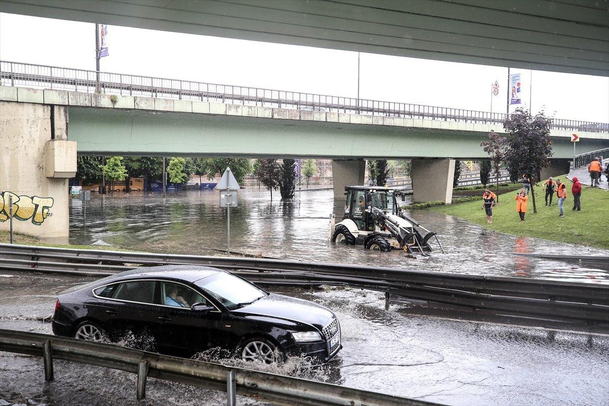 Meteoroloji den 10 il için yağış uyarısı #5