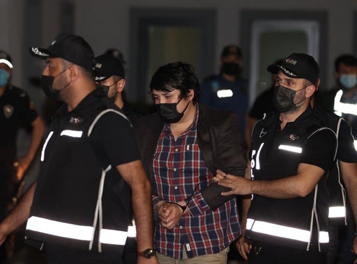 Tosuncuk lakaplı Mehmet Aydın ın ağabeyi Fatih Aydın gözaltında #3