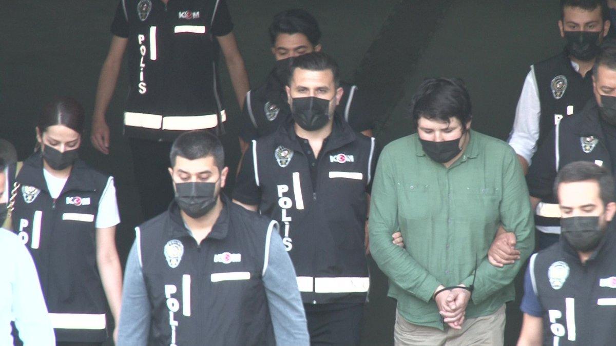 Mehmet Aydın, Edirne F Tipi Cezaevi ne sevk edildi #1