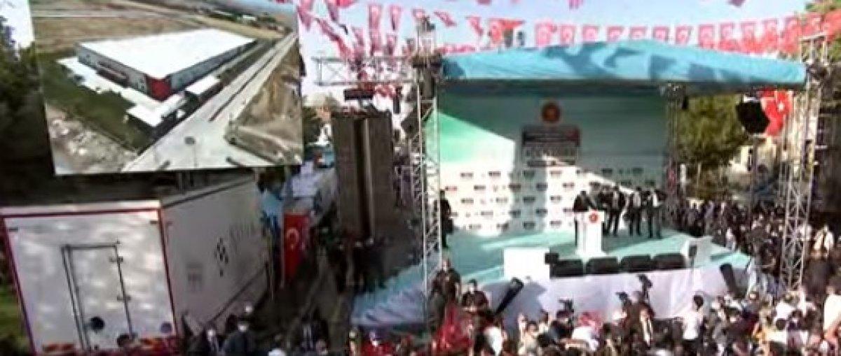 Cumhurbaşkanı Erdoğan, Diyarbakır da tamamlanan tesislerin açılış törenine katıldı #3