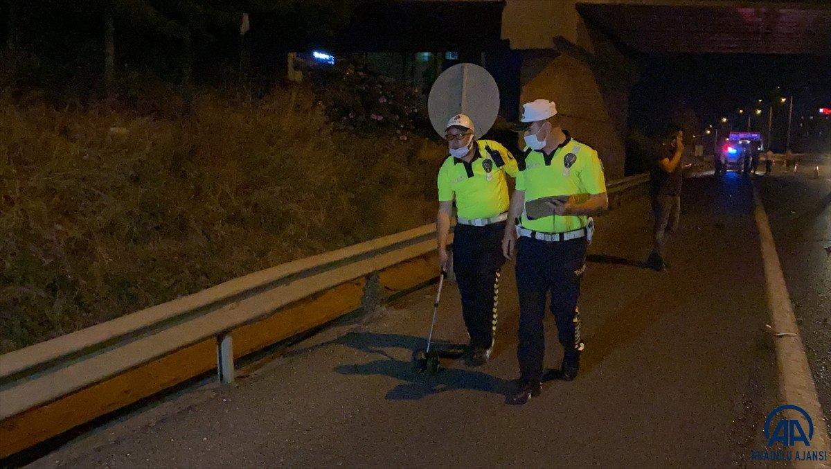 Tekirdağ da alkollü sürücü, iki kişinin ölümüne neden oldu #4