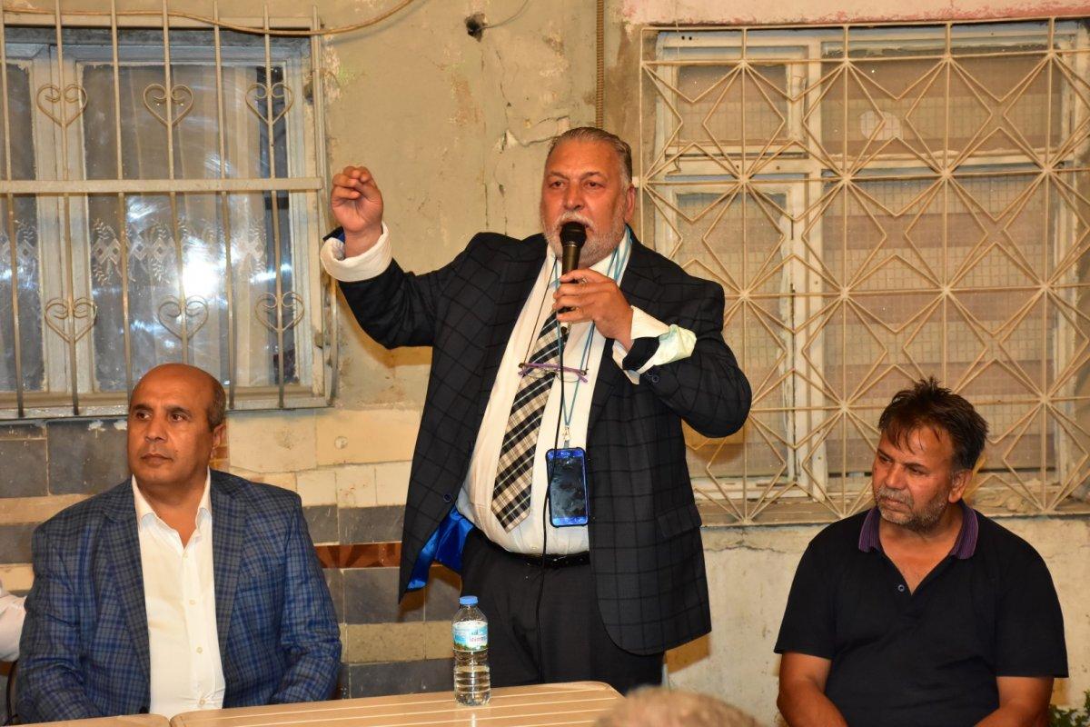 İzmir de Roman vatandaşlardan  uyuşturucuya hayır  toplantısı #8