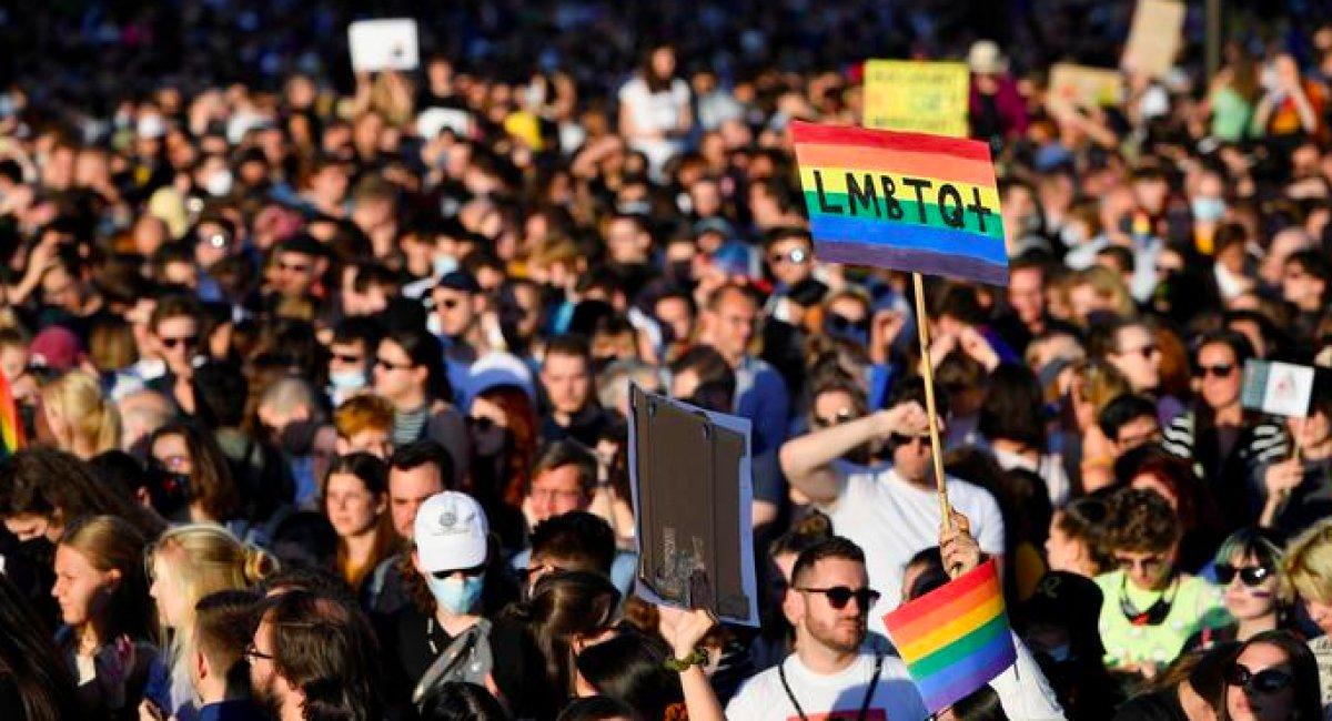 Viktor Orban dan AB Komisyonu ve Avrupa Parlamentosuna LGBT tepkisi #1