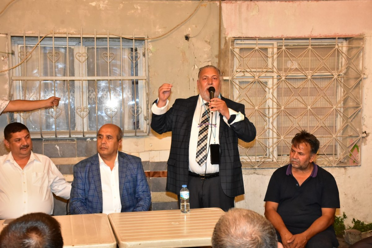 İzmir de Roman vatandaşlardan  uyuşturucuya hayır  toplantısı #6