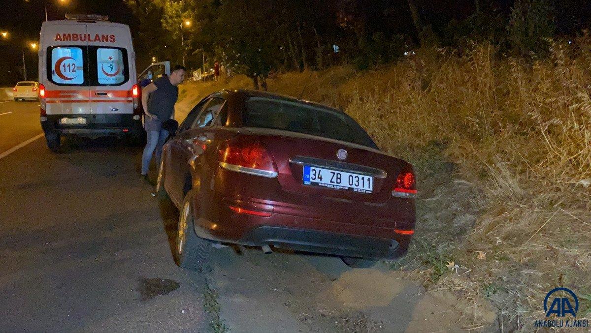 Tekirdağ da alkollü sürücü, iki kişinin ölümüne neden oldu #2