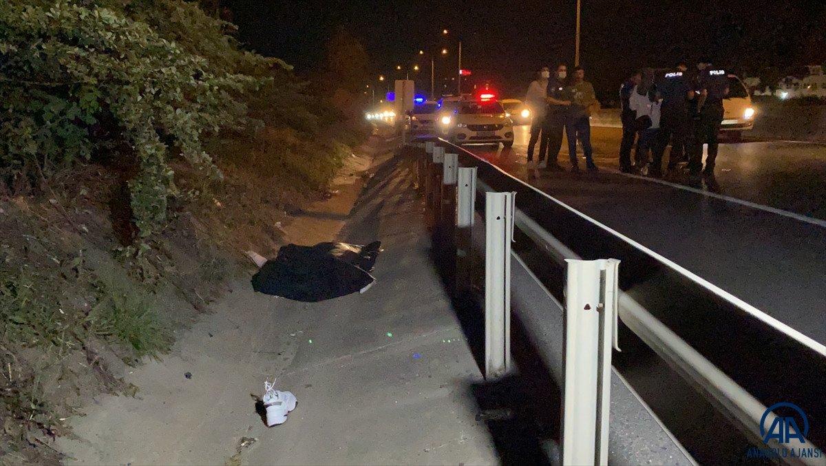 Tekirdağ da alkollü sürücü, iki kişinin ölümüne neden oldu #5