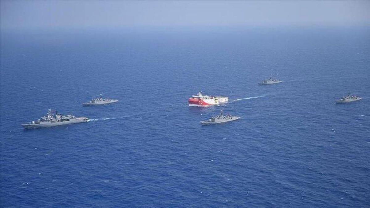 TPAO, Akdeniz de üç alanda petrol arama ruhsatı için başvuruda bulundu #1