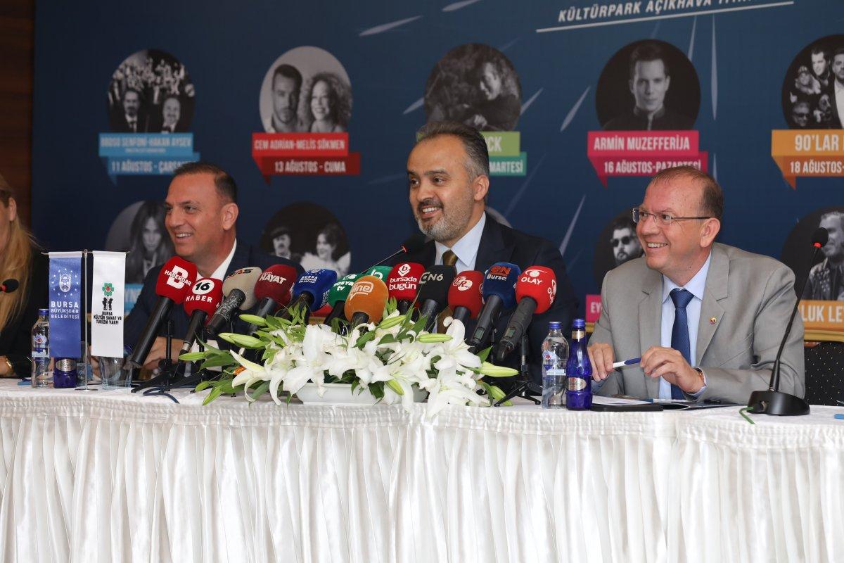Bursa da geçen sene ertelenen festivaller bu sene yeniden düzenlenecek #2
