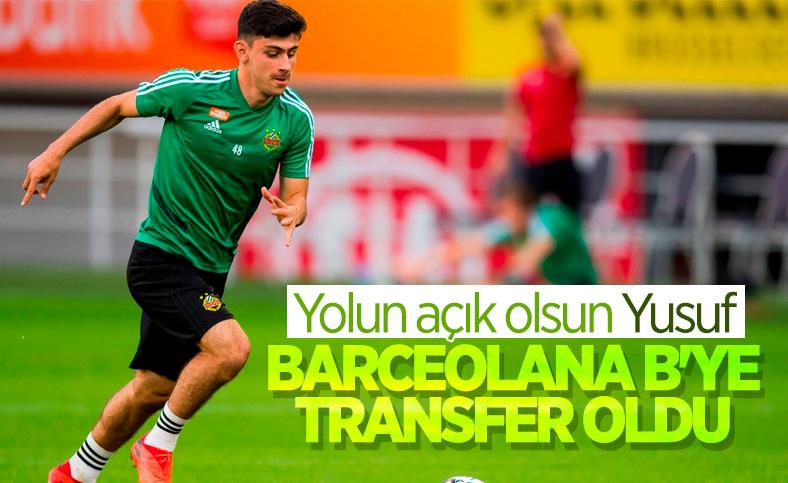 Barcelona B, Yusuf Demir'i kiraladı