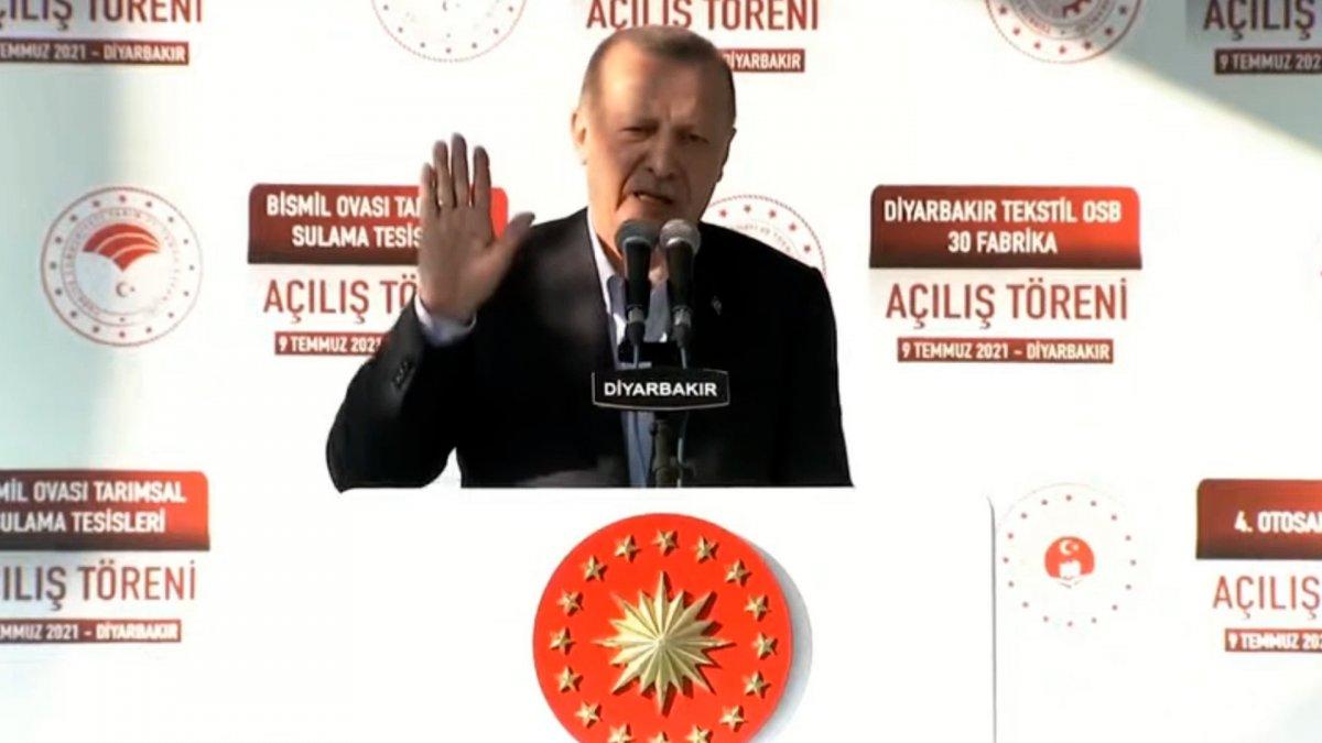 Cumhurbaşkanı Erdoğan dan Diyarbakır a şehir hastanesi müjdesi #1
