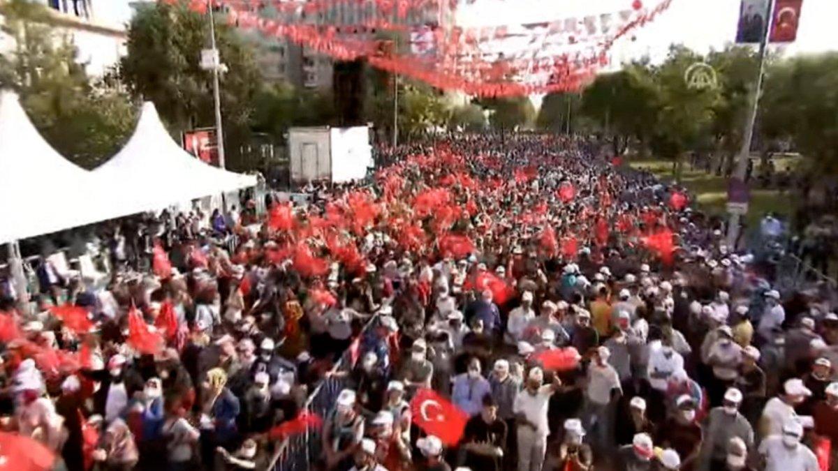 Cumhurbaşkanı Erdoğan dan Diyarbakır a şehir hastanesi müjdesi #2