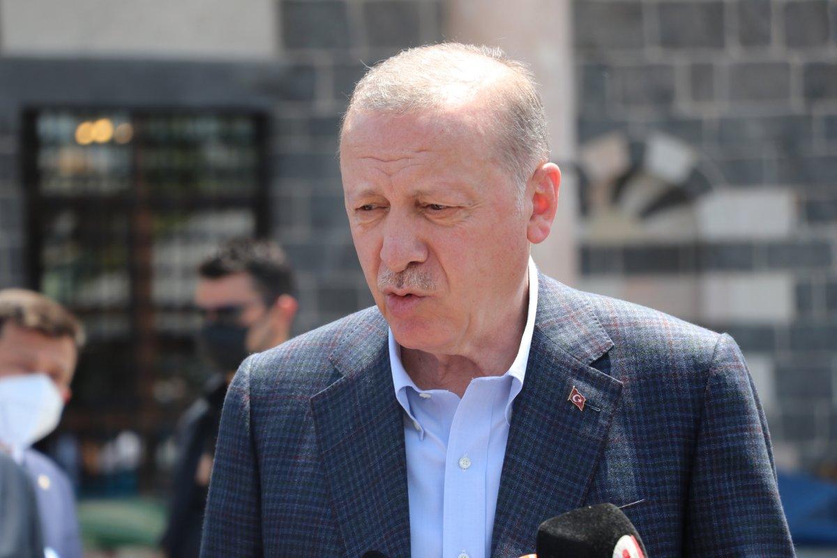 Cumhurbaşkanı Erdoğan dan bayram tatili açıklaması #3