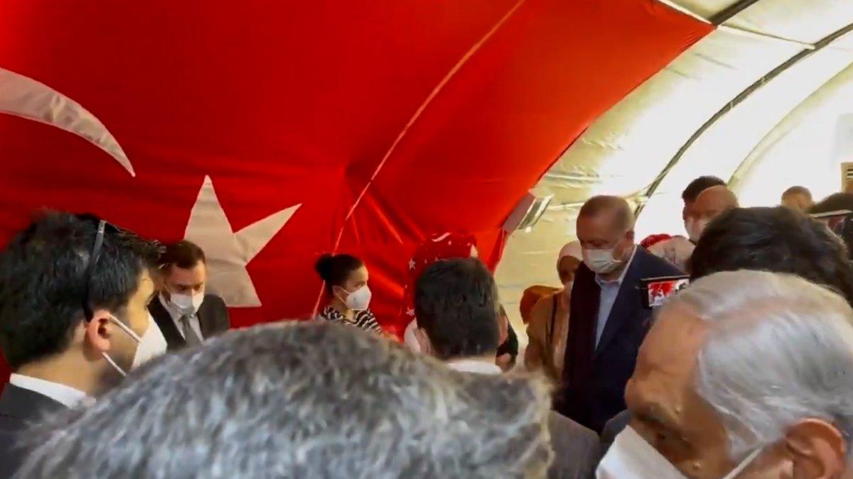 Cumhurbaşkanı Erdoğan, Diyarbakır anneleri ile bir araya geldi #2
