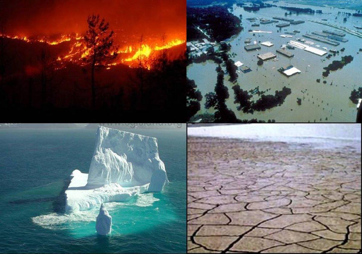 Küresel ısınmayı önlemek için emisyonların azalması gerekiyor #2