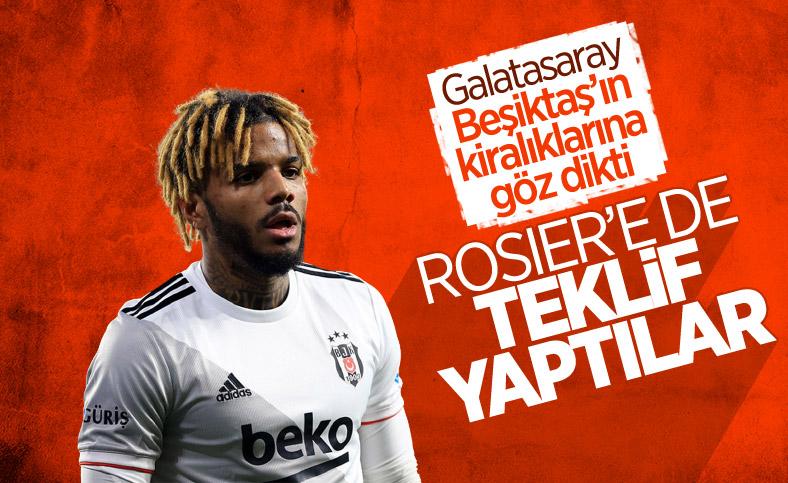 Galatasaray, Rosier için teklif yaptı
