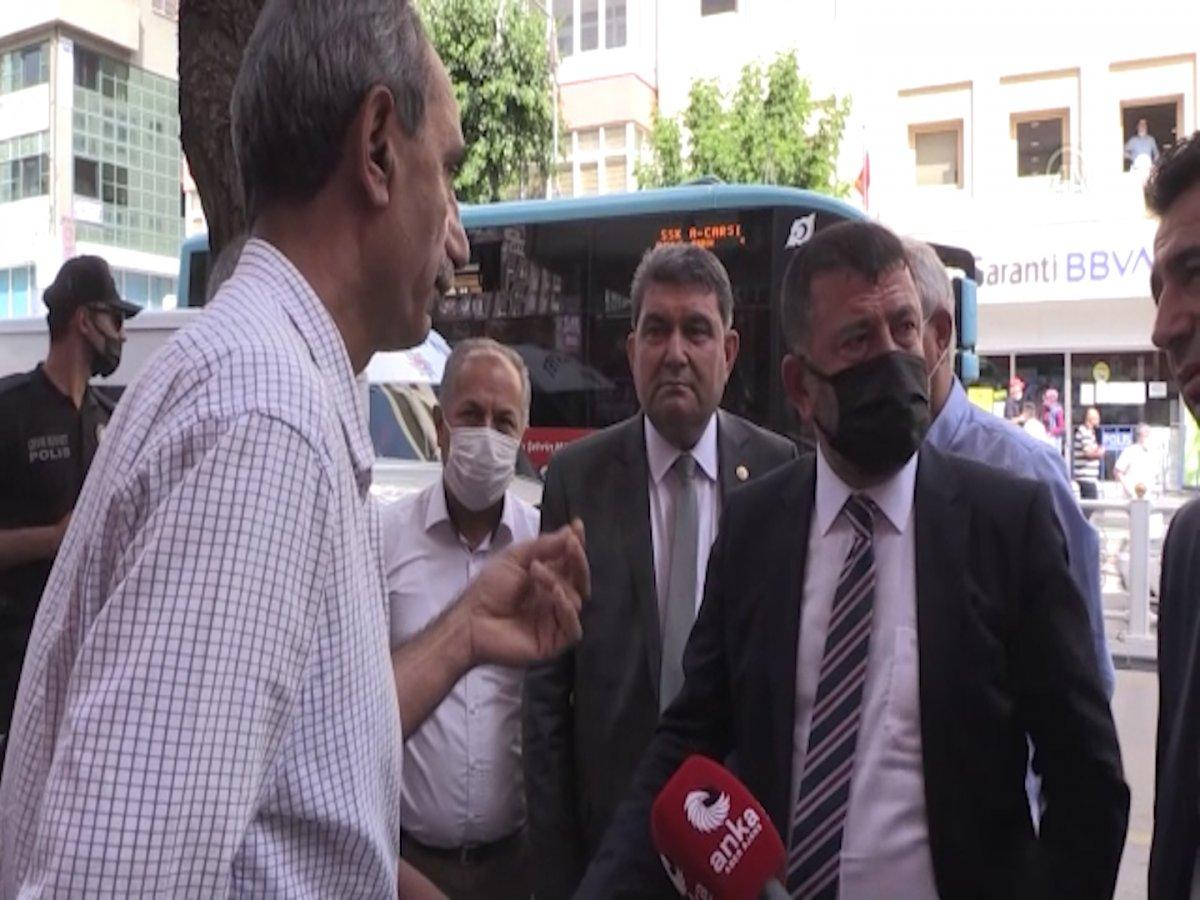 Niğdeli vatandaştan Veli Ağbaba ya: Kılıçdaroğlu nun liderlik yapabileceğine inanmıyorum #1