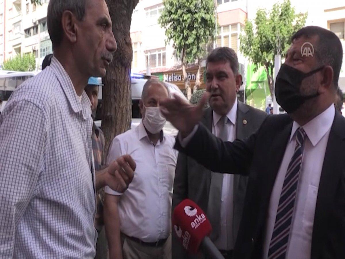Niğdeli vatandaştan Veli Ağbaba ya: Kılıçdaroğlu nun liderlik yapabileceğine inanmıyorum #2