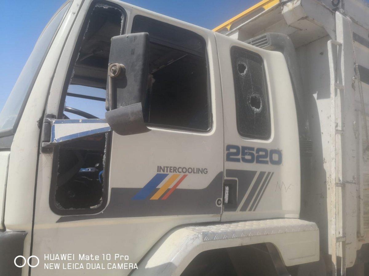 Şanlıurfa ve Mardin de elektrik kesintilerine direnç gösteren gruplar çalışanlara saldırdı #1
