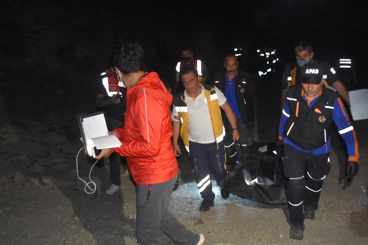 Afyonkarahisar da baraj göletinde kaybolan çocuk ile amcasının cesedi bulundu #5