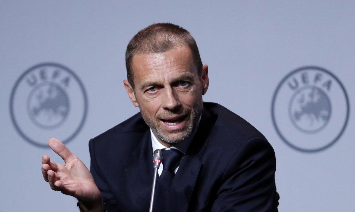 UEFA Başkanı Ceferin: Takımların 10 bin kilometreden fazla yolculuk yapması doğru değil #2