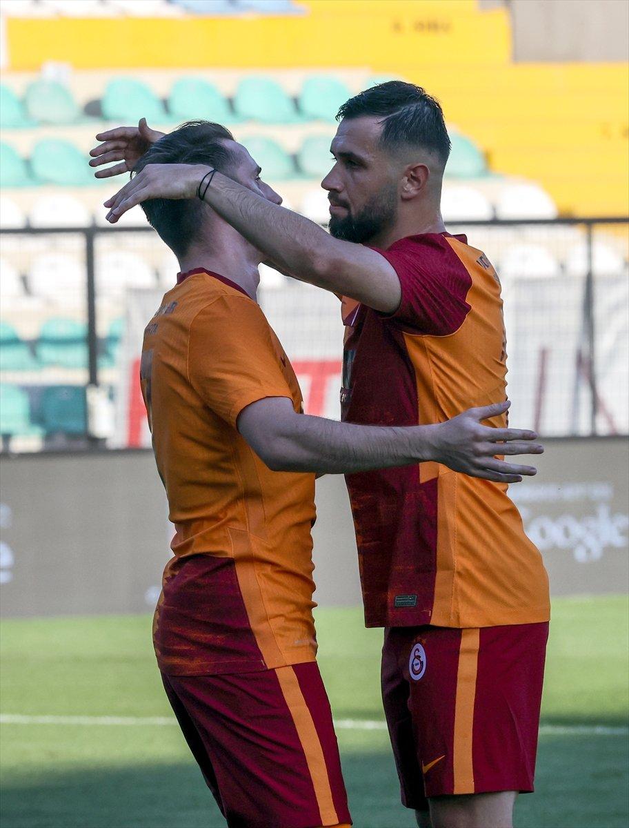 Galatasaray, Kasımpaşa yı 4 golle geçti #5