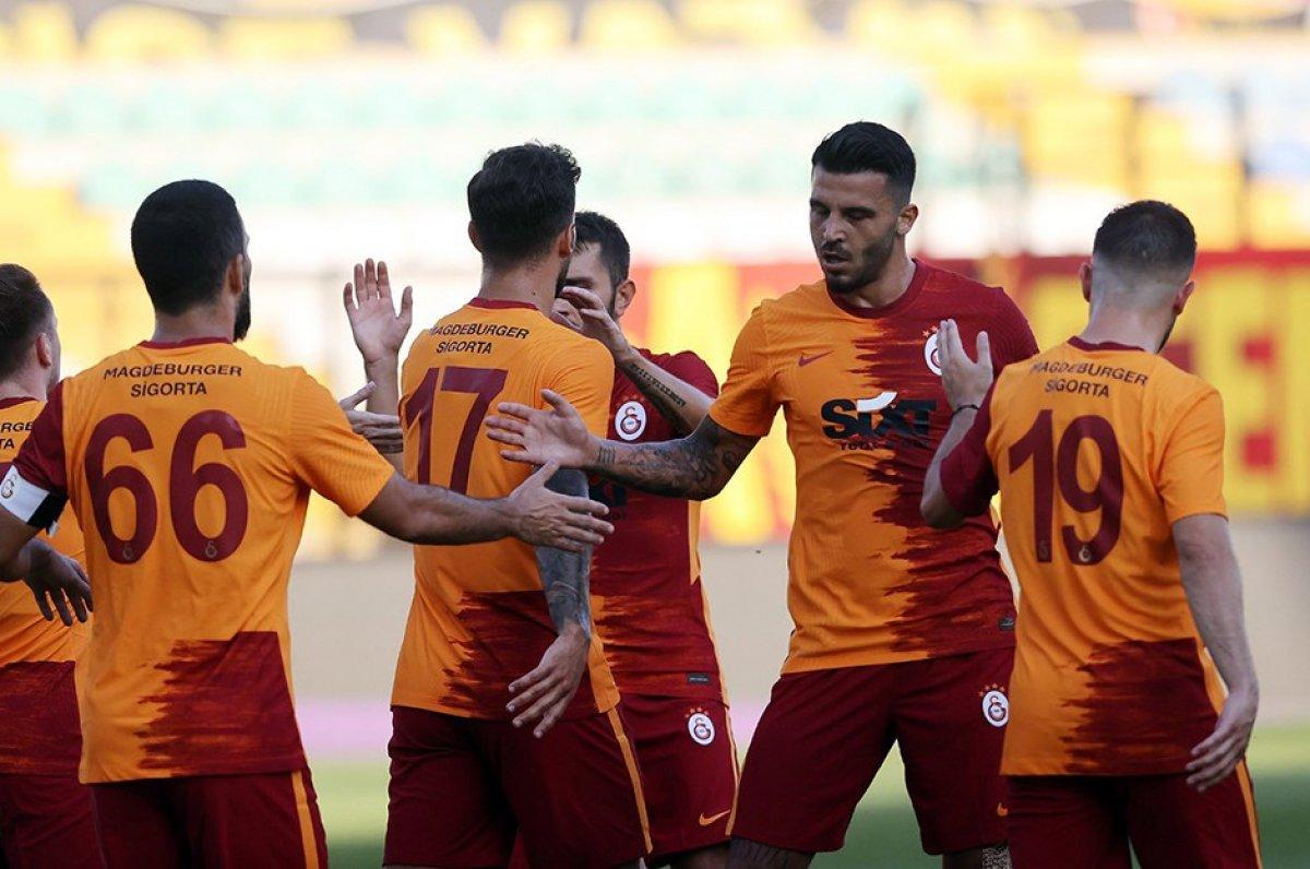 Galatasaray, Kasımpaşa yı 4 golle geçti #2
